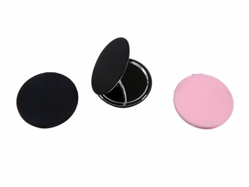 Kαθρεφτάκι τσάντας 2πλής όψεως σιλικόνη ρ-μ
