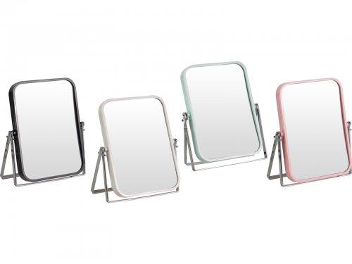 Καθρέπτης με ασημένια βάση σε χρώματα