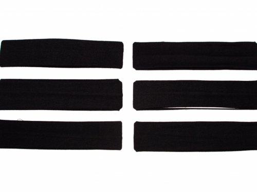 Κορδέλα Mαύρη 5 cm