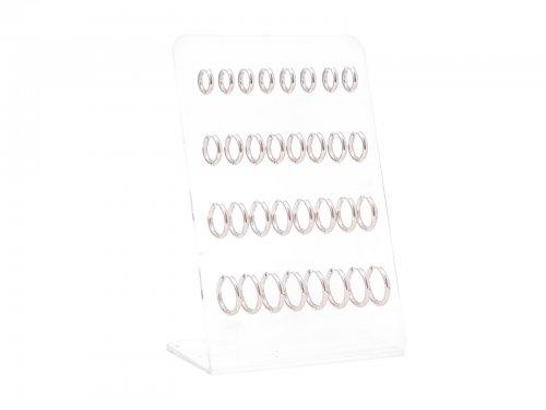 Σκουλαρίκι Κρίκος αυτιού Stainless Steel 2.5*8/10/12/14 mm