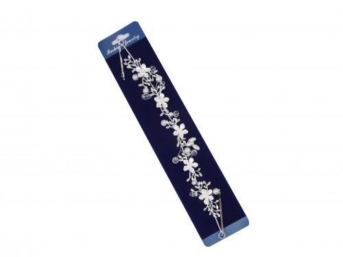 Νυφικό Αξεσουάρ με Τσιμπιδάκι 26 cm