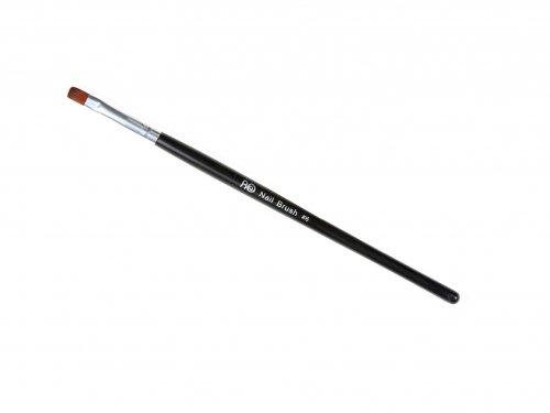 Nail Art Brush GEL FLAT No 6